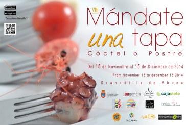 'Mándate una Tapa' 2014