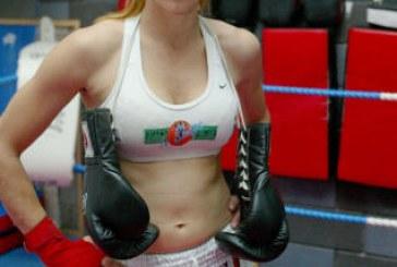 Mar Rodríguez, una granadillera seis veces campeona del mundo de kickboxing