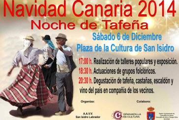 'Noche de Tafeña' en San Isidro
