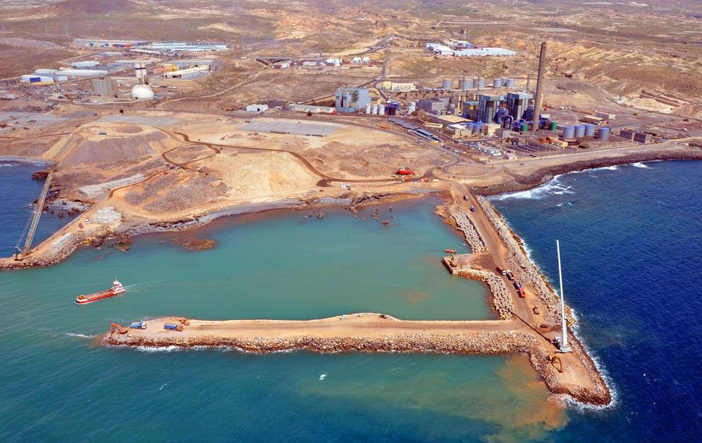 Según 'Sí se Puede', los puestos de trabajo prometidos para el Puerto Industrial son un engaño
