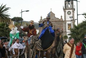 La Cabalgata de los Reyes Magos puso el cierre a las actividades navideñas
