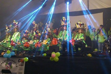 Arrancaron los Carnavales con la presentación de 'Los Retorciditos'