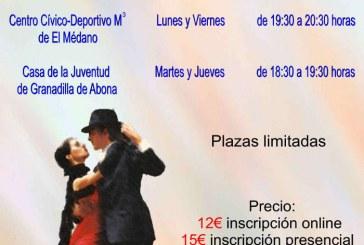 Clases de Bailes Latinos en el Casco y El Médano