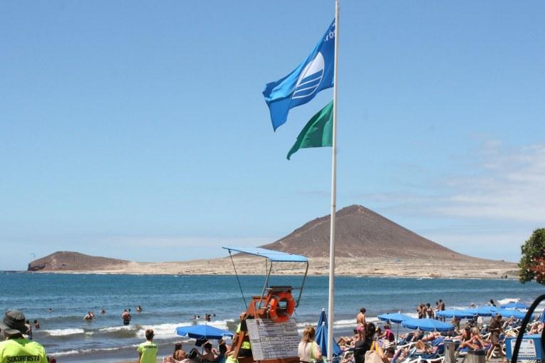 Sobre la pérdida de la 'Bandera Azul' en la Playa de El Médano (I)