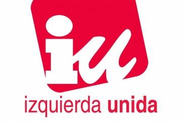 Nota de prensa de IUC Granadilla asunto Convenio de Hostelería