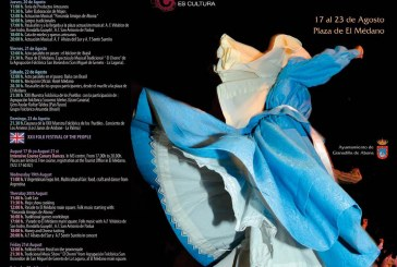 La 'Muestra Folclórica de los Pueblos', un festival internacional de cultura y música