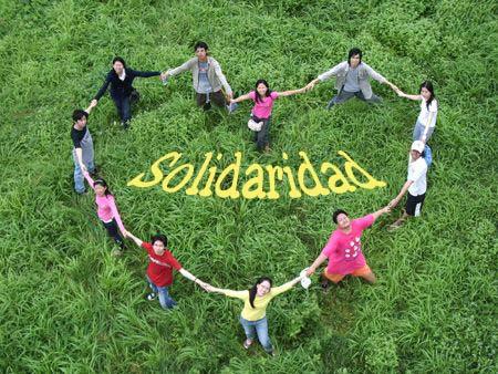 La 'Solidaridad', un valor social fundamental