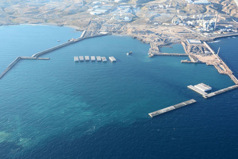 Se demoran las obras del Puerto Industrial