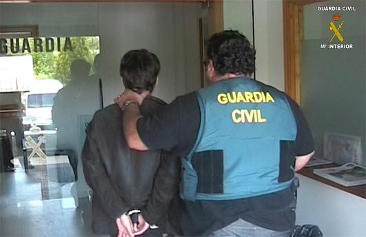 """Detención en San Isidro y posterior puesta en libertad del peligroso delincuente """"El Volcán"""""""