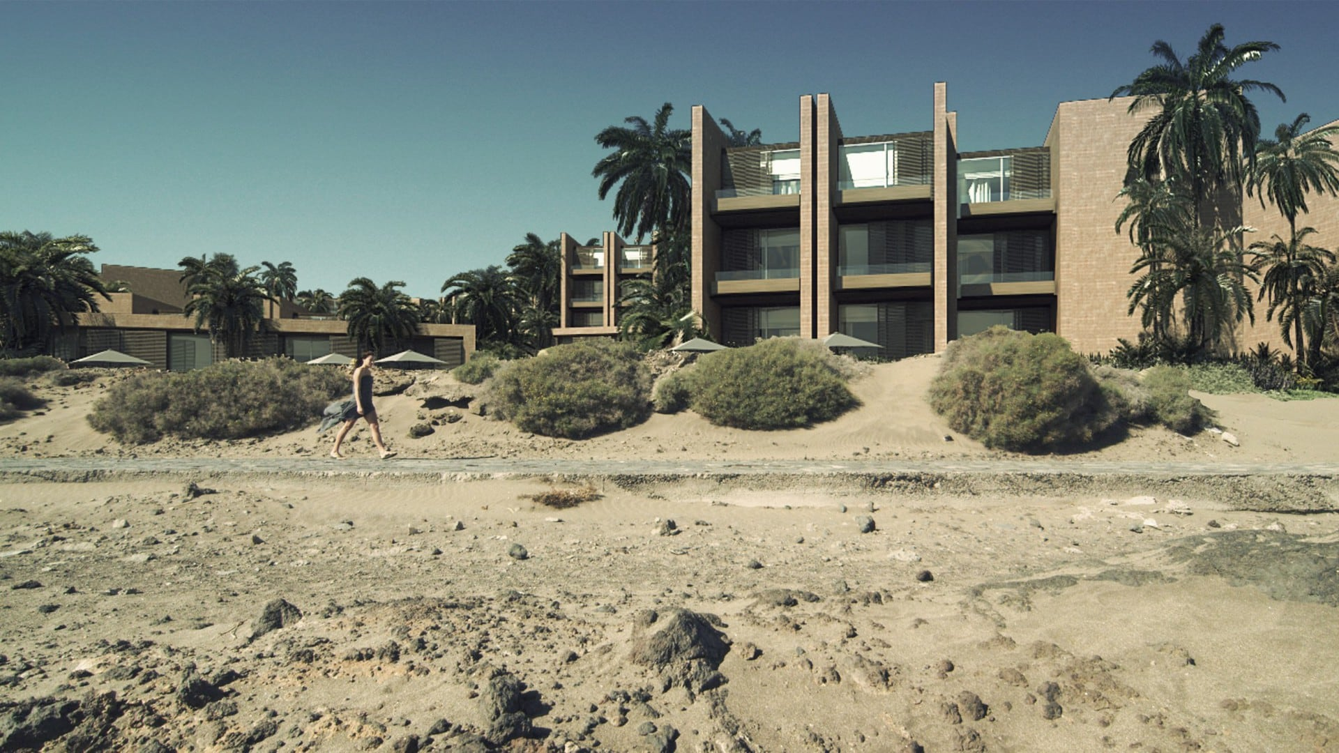 Prevista la construcción de ocho nuevos hoteles de 5 estrellas en Tenerife, entre ellos el de La Tejita