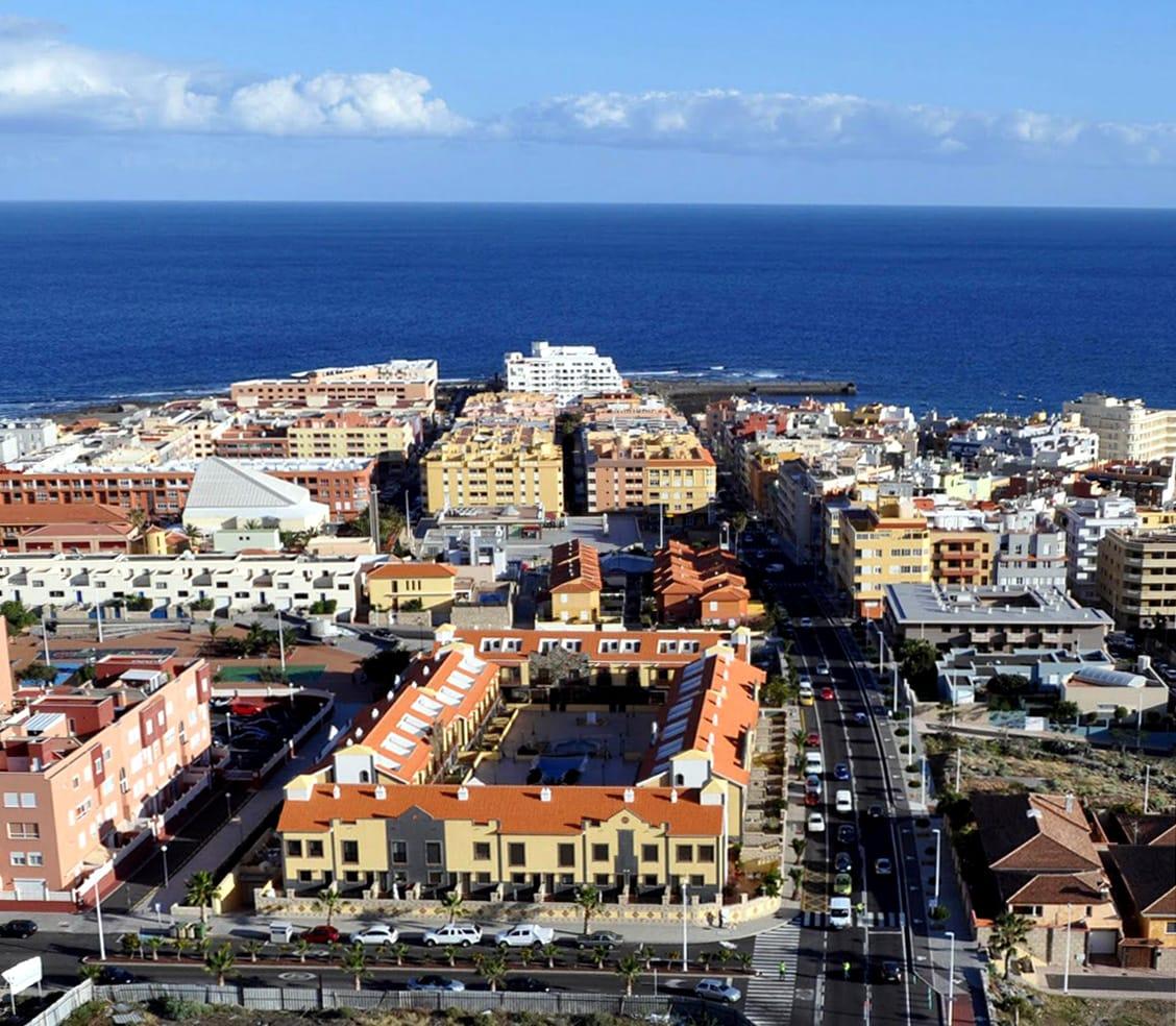 Granadilla de Abona, entre los primeros municipios con costa de España y el segundo de Canarias donde el precio de la vivienda subió más durante el primer trimestre de este año