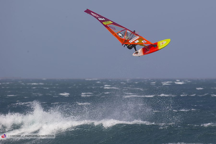 Actividades complementarias al 'Campeonato del Mundo de Windsurf'