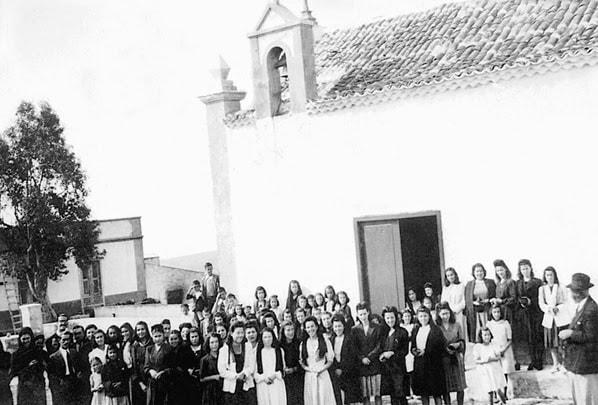 CHIMICHE CENTENARIO: Bendición de su primera ermita y celebración de la primera misa (I)