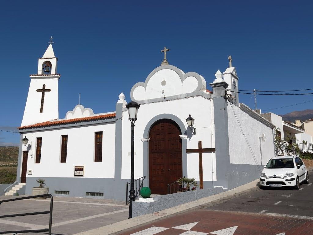 CHIMICHE CENTENARIO: Bendición de su primera ermita y celebración de la primera misa (y II)