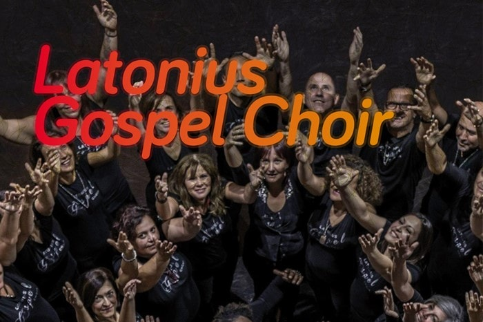 Concierto Góspel con 'The Latonius Gospel Choir', este domingo en la Iglesia de San Antonio de Padua