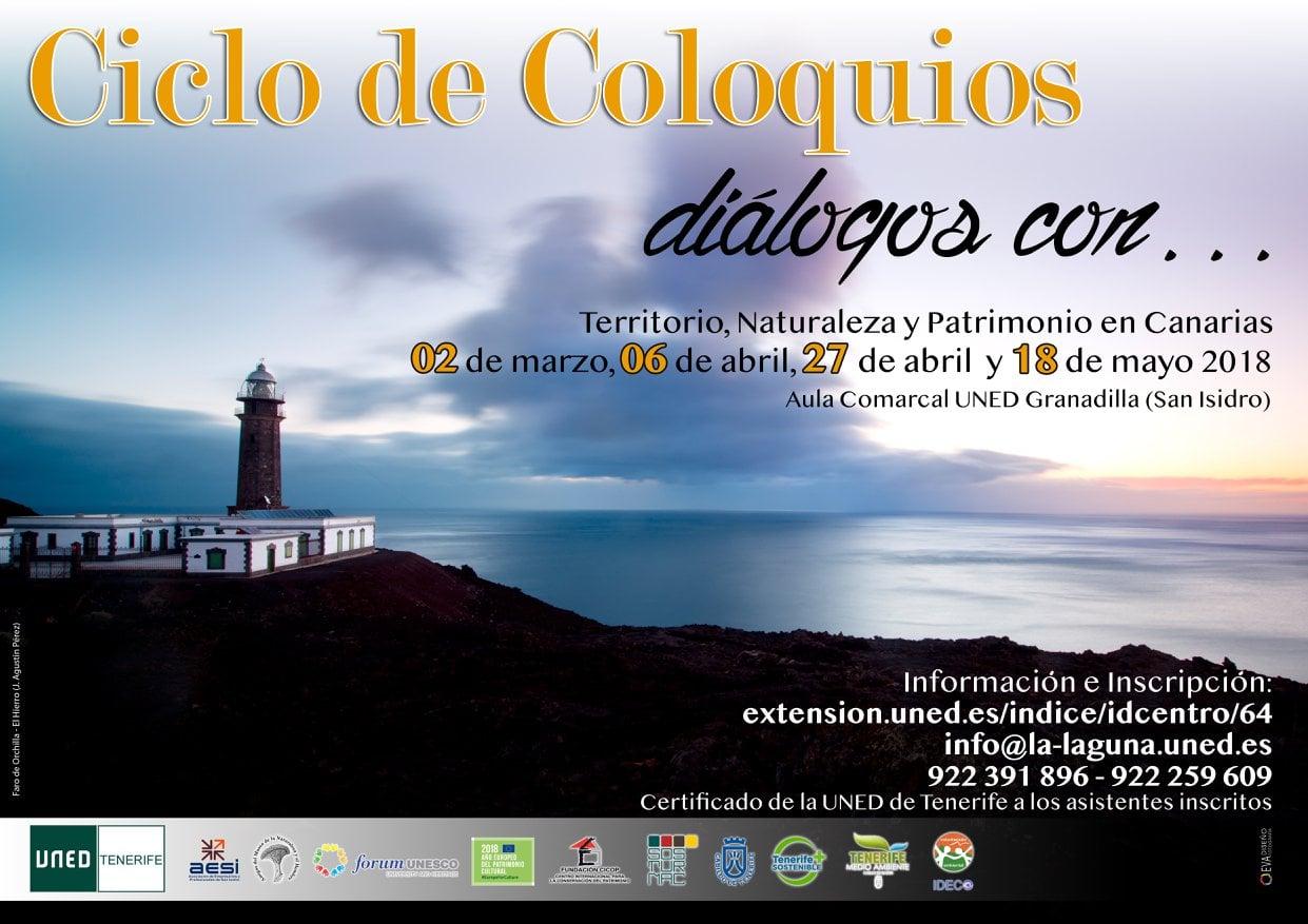 La charla-coloquio 'El Turismo en Canarias: Cantidad, Calidad y Sostenibilidad', hoy viernes en el Aula de la UNED de San Isidro