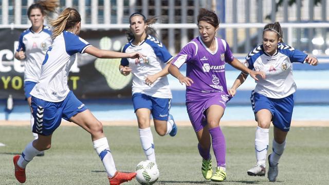 Duelo directo por la permanencia entre la UD Granadilla Tenerife Egatesa y el Madrid CFF este domingo a las 12:00 horas con 'entrada gratuita' y 'gran sorteo' con numerosos regalos para la afición