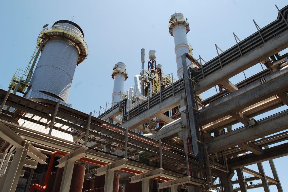 Según el OS, la Central Térmica de Granadilla de Abona es la máxima responsable de la emisión de gases causantes del 'cambio climático' en Canarias