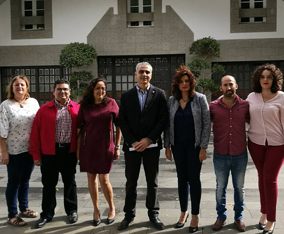 Denuncias, acusaciones y solicitud de responsabilidades del PSOE granadillero al Grupo de Gobierno Municipal