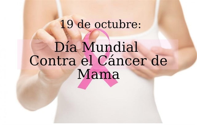 Recordando el 'cáncer de mama'