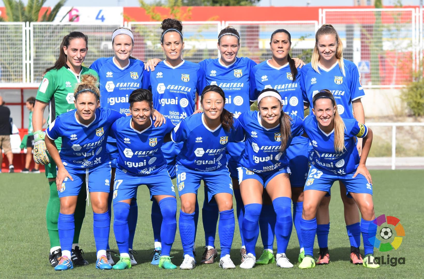 La UD Granadilla Tenerife Egatesa, tras el descalabro del pasado miércoles en Liga ante el Levante UD, necesita del apoyo de su afición este domingo a las 12:00 horas en la Copa de La Reina