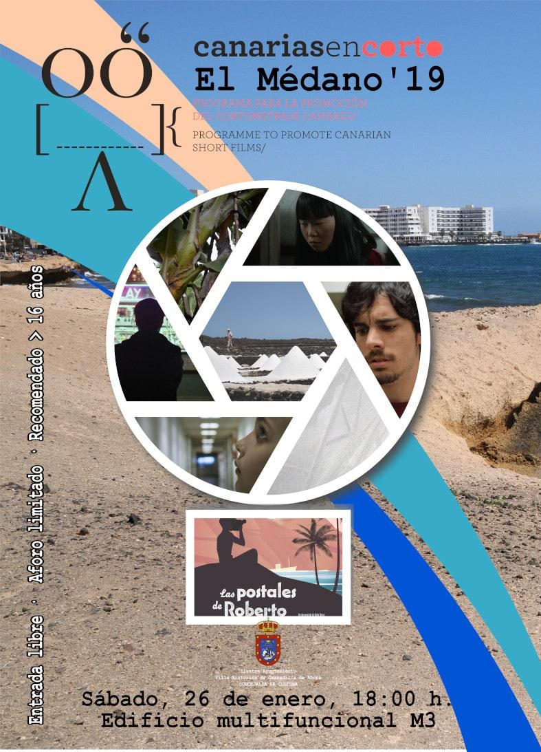 'Canarias en Corto' El Médano 2019, este sábado en El Médano