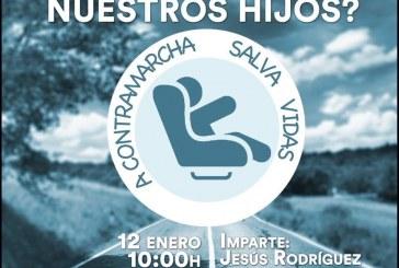 La charla-taller sobre seguridad vial infantil '¿Viajamos Seguros con Nuestros Hijos?', este sábado en El Médano