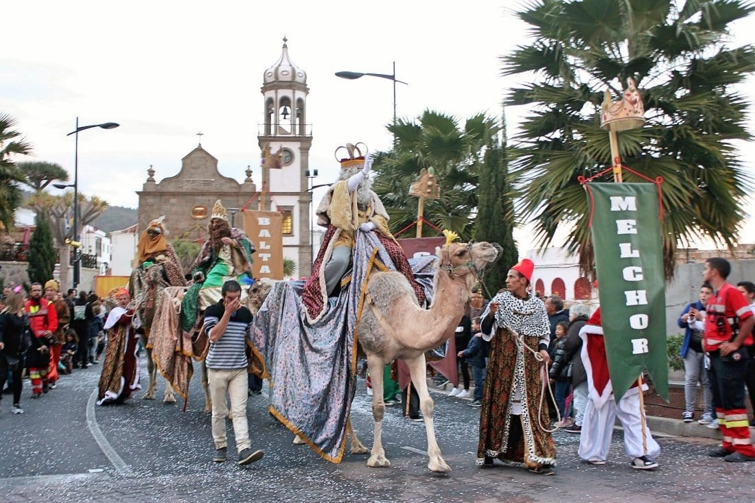 La 'Gran Cabalgata de sus Majestades los Reyes Magos de Oriente', este sábado