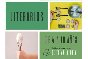 El taller de cocina infantil 'Se te va la olla' del próximo día 28, con plazas limitadas a 15 inscripciones
