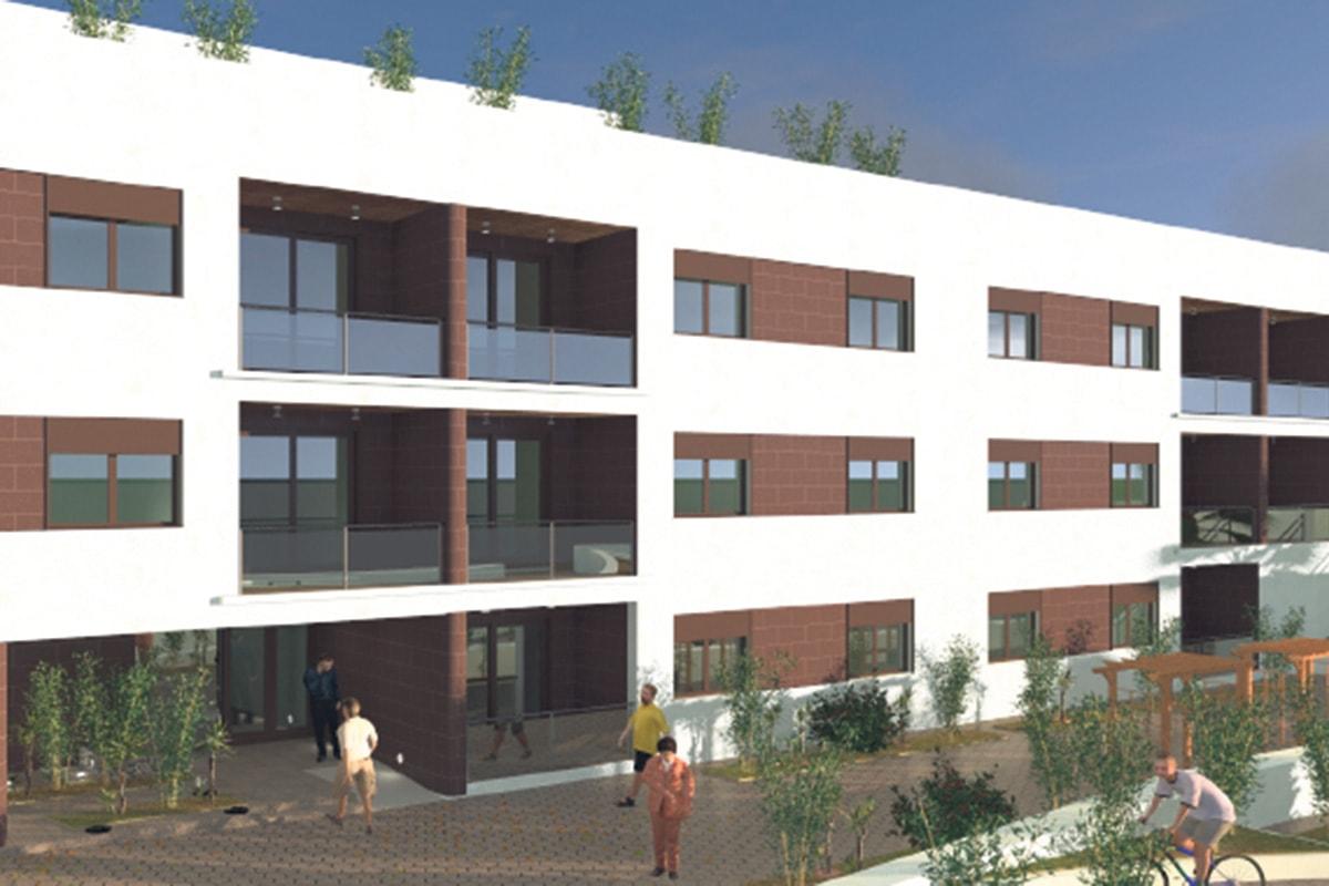 GISA ofrece en San Isidro viviendas nuevas a precio y condiciones económicas asequibles