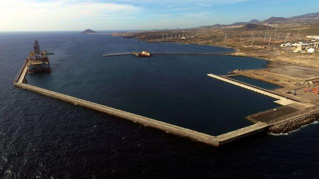 """Según un estudio de investigadores de las universidades de Leipzig y La Laguna, el Puerto de Granadilla de Abona es """"inútil e innecesario"""""""
