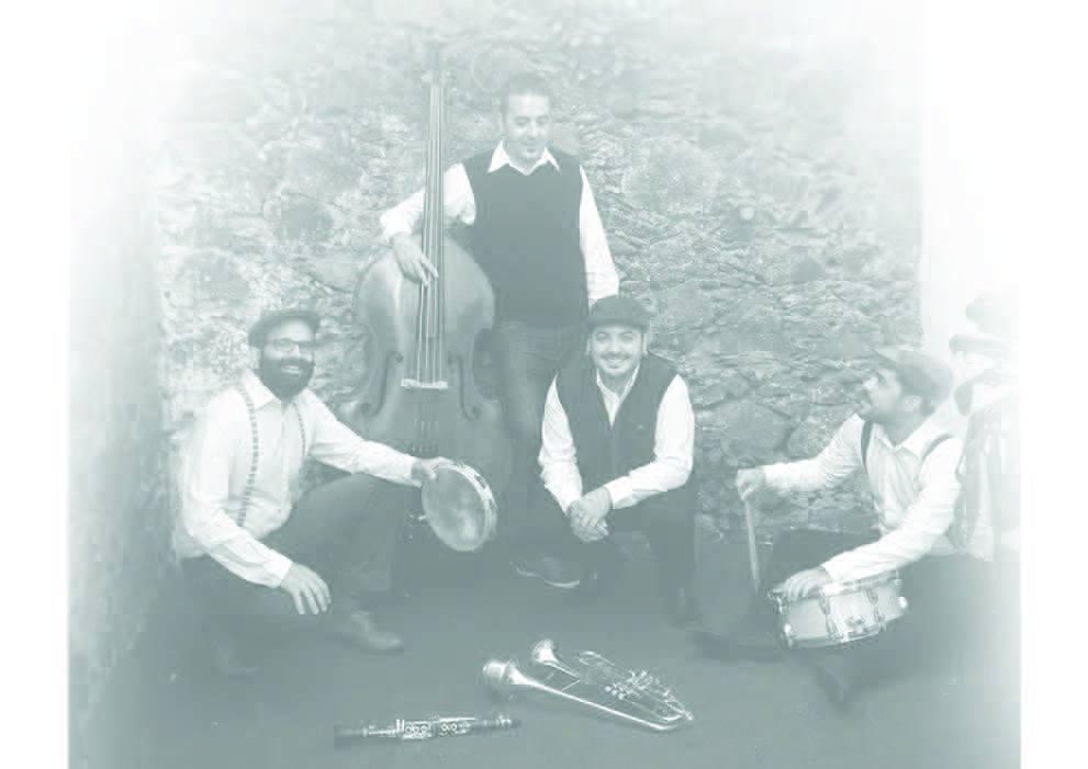 Concierto de 'Vässil Øhn Quartet', este viernes en El Médano dentro de la programación de 'Sansofé 2019'