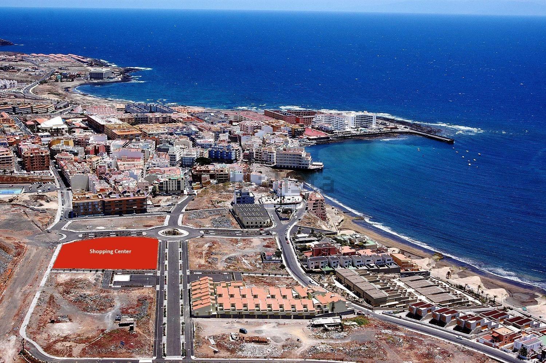 El desbloqueo de la unidad de actuación 'Trinchera III' por el gobierno municipal supone la disponibilidad de casi 2.000 metros cuadrados de suelo público en El Médano