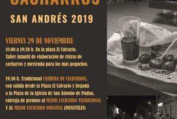 'Noche de Cacharros y Castañas' con motivo del Día de San Andrés, este viernes en el Casco
