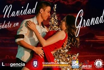 La campaña 'Esta Navidad Quédate en Granadilla de Abona', del 2 de diciembre al 3 de enero