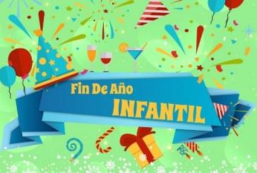 'Fin de Año Infantil' este sábado en San Isidro