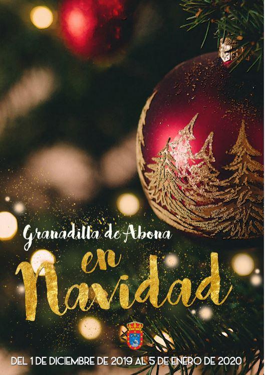 El Programa 'Granadilla de Abona en Navidad' 2019-20 y el villancico 'Cantando al Viento' de la agrupación folclórica 'Sentir Sureño'
