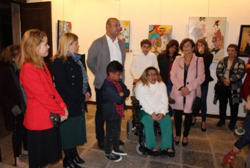 La exposición 'Paraíso', de Elida Medina, hasta el 8 de enero en el Museo de la Historia de Granadilla de Abona