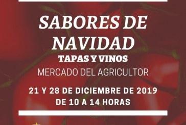 'Sabores de Navidad' en el Mercado del Agricultor este sábado y el próximo