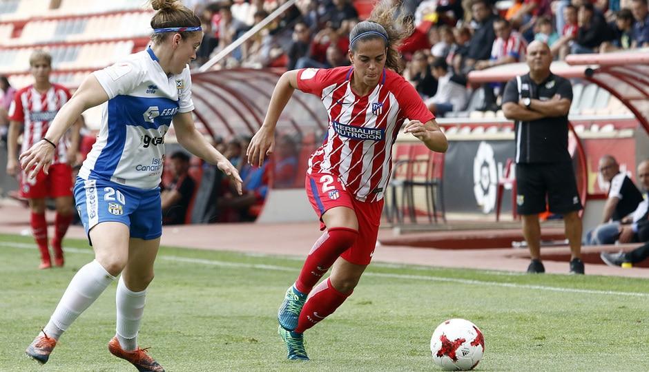 UD Granadilla Tenerife Egatesa – Atlético de Madrid, un complicado y 'solidario' partido este domingo en La Palmera
