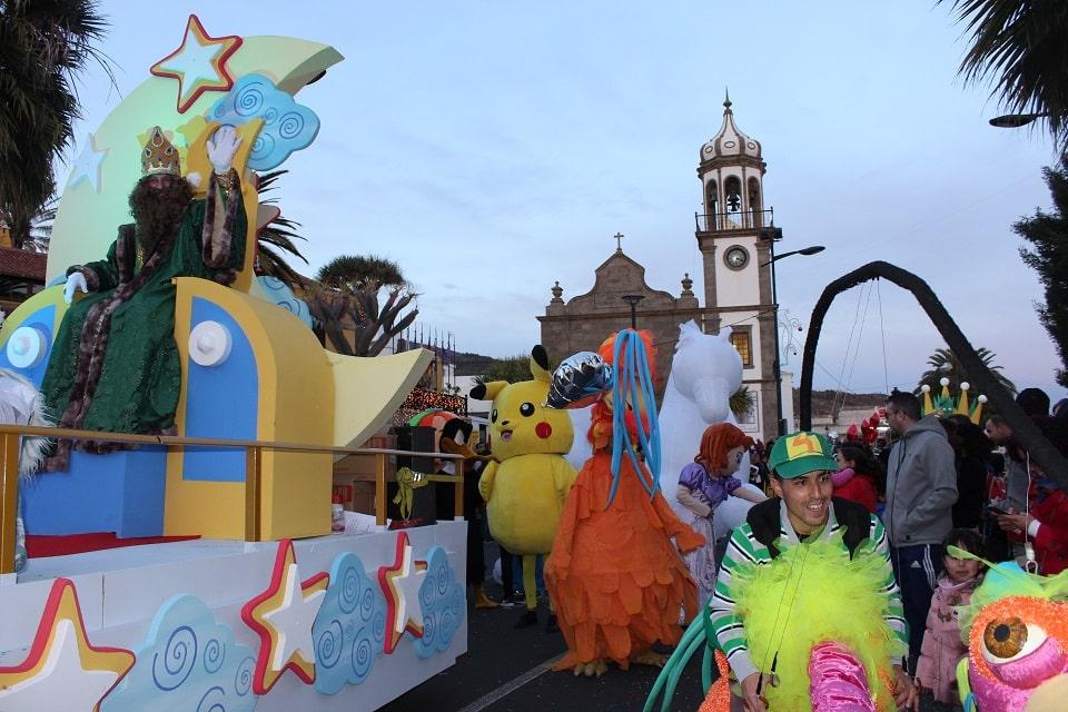 La 'Gran Cabalgata de los Reyes Magos', este domingo en el Casco