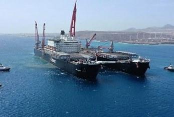 Interrogantes sobre la estancia del mayor barco del mundo en el Puerto de Granadilla (I)