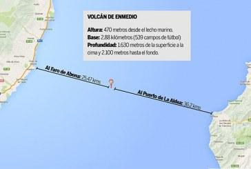 Granadilla de Abona, territorio de sensibilidad sísmica por su proximidad al 'Volcán de Enmedio'