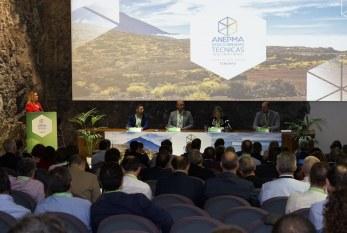 Las 'Jornadas Técnicas ANEPMA 2019' celebradas en Granadilla de Abona