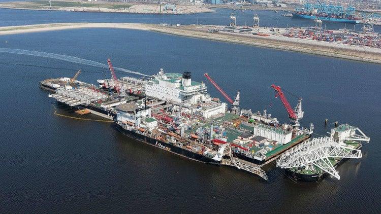 Interrogantes sobre la estancia del mayor barco del mundo en el Puerto de Granadilla (II)