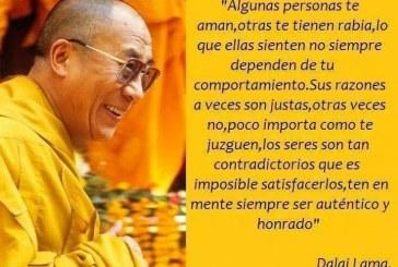 Reflexiones del Dalai Lama (I)
