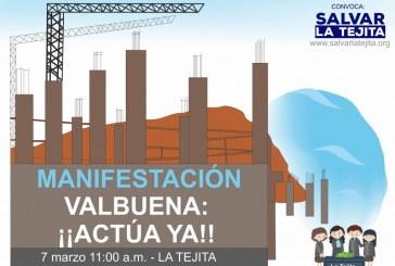 Este sábado, a las 11:00 horas, manifestación convocada por la plataforma ciudadana 'Salvar La Tejita' para parar las obras del hotel que se construye en La Tejita