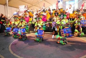 Los colectivos carnavaleros 2020 de Granadilla de Abona y sus 'fantasías'