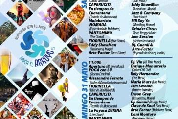 Talleres, actividades culturales, magia, humor y música con gastronomía en 'Finca El Arroyo' este sábado y domingo