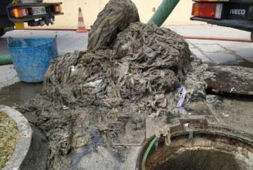 Las 'toallitas húmedas' y sus graves daños medioambientales provocados por un inadecuado uso